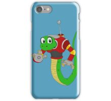 Snakey Steampunk! iPhone Case/Skin
