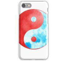 Ying Yang iPhone Case/Skin