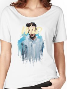 Troye Sivan Wild Blue Women's Relaxed Fit T-Shirt