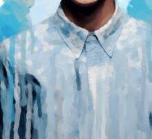 Troye Sivan Wild Blue Sticker