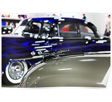 Classic cars Poster