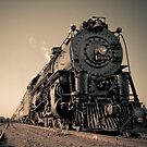 Steaming by Randy Turnbow