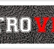 RetroVII07 X StylesOfGrinding Collaboration Sticker