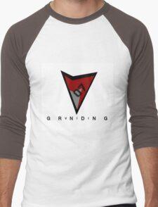 RetroVII07 X StylesOfGrinding Collaboration Men's Baseball ¾ T-Shirt