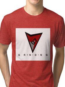 RetroVII07 X StylesOfGrinding Collaboration Tri-blend T-Shirt