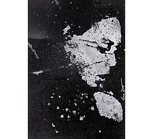 Perfect Pitch Black Photographic Print