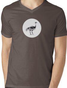 Thumbstrich Mens V-Neck T-Shirt