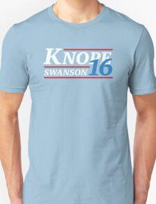 Election 2016 - Knope & Swanson Unisex T-Shirt