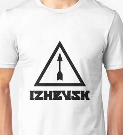 Izhevsk Arsenal Black Unisex T-Shirt