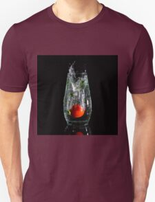 A Splash of Tomato Unisex T-Shirt