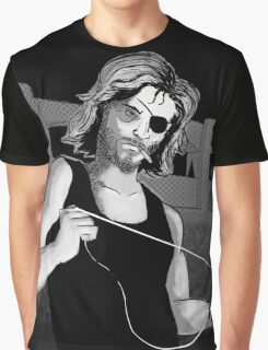 Snake Plissken Graphic T-Shirt