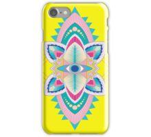 Tribal Eye Motif iPhone Case/Skin