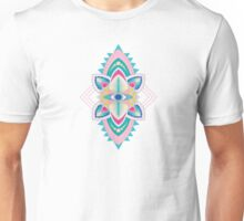 Tribal Eye Motif Unisex T-Shirt