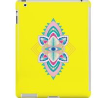 Tribal Eye Motif iPad Case/Skin