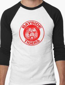 Bayside Tigers Men's Baseball ¾ T-Shirt