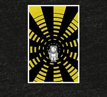 Space Man Yellow Tri-blend T-Shirt