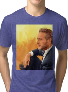 A New Man Tri-blend T-Shirt