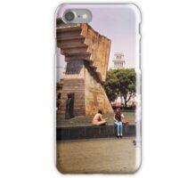Plaza de Catalunya - 2013 iPhone Case/Skin