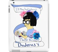 Inspirational Tina iPad Case/Skin