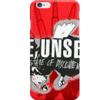 State of discontent iPhone Case/Skin