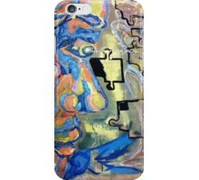 The Human Puzzle iPhone Case/Skin