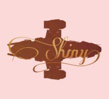 Shiny Serenity Firefly Art One Piece - Long Sleeve