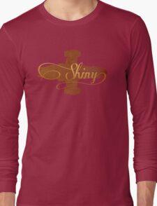 Shiny Serenity Firefly Art Long Sleeve T-Shirt