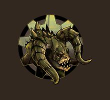 Deathclaw Wandering the Wastes Unisex T-Shirt