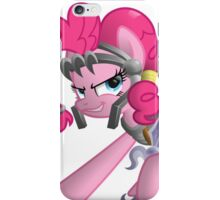 Pinkie Pie Ready for Battle iPhone Case/Skin