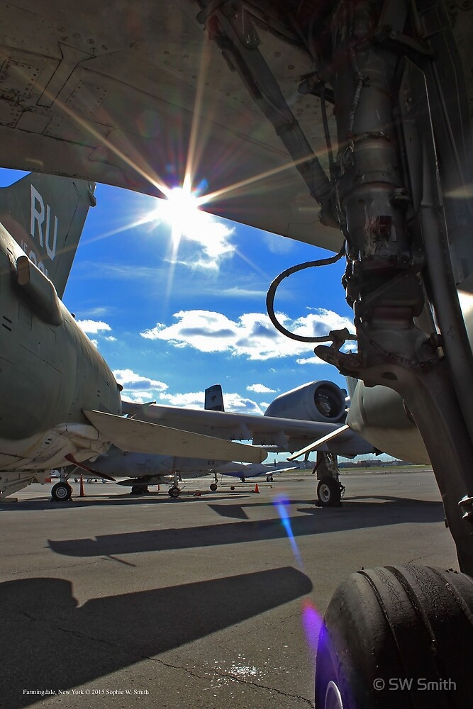 Noon - American Airpower Museum | Farmingdale, New York by © Sophie W. Smith