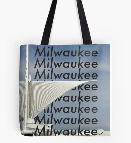 Milwaukee Milwaukee Tote Bag