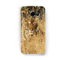 Sub-Adult Male Bengal Tiger Samsung Galaxy Case/Skin