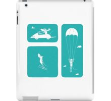 the most dangerous mouse in the world iPad Case/Skin