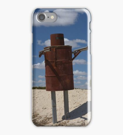 Ned Kelly iPhone Case/Skin