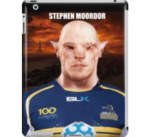Stephen Moordor iPad Case/Skin