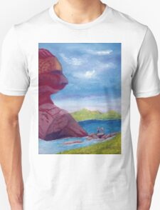 Crossing The River Unisex T-Shirt