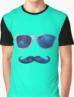 Mustache Graphic T-Shirt