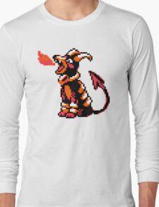 Houndoom Retro Long Sleeve T-Shirt