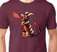 Houndoom Retro Unisex T-Shirt