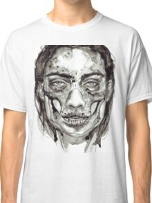 Skull Girl - Decay Classic T-Shirt