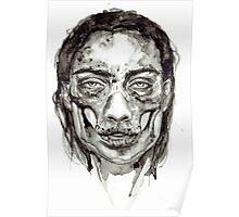 Skull Girl - Decay Poster