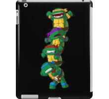 Funny Teenage Mutant Ninja Turtle  iPad Case/Skin