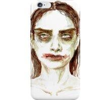 She's a Joker iPhone Case/Skin