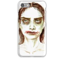 She's a Joker iPhone Case/Skin