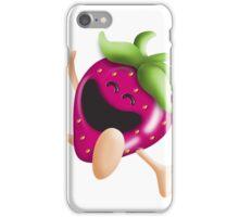 i love strawberries! iPhone Case/Skin