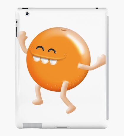 i love oranges! iPad Case/Skin