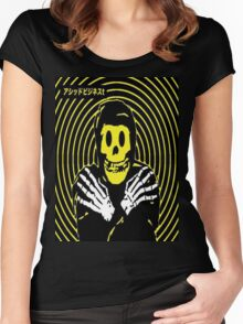 CHRIS MOSS ACID - ACID BUSINESS LOGO Women's Fitted Scoop T-Shirt