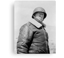 General Patton Canvas Print