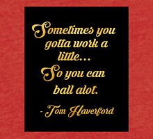 Tom haverford quote Tri-blend T-Shirt