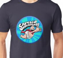 Captain Underpants  Unisex T-Shirt